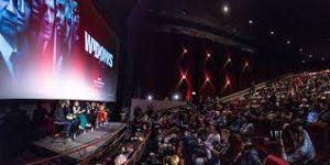 Pendant la post production - académie de cinéma - festival grand écran